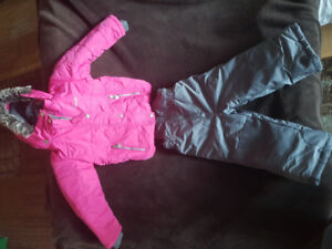 Baby  Girl Gusti 3T BRAND NEW Winter Jacket with snow pants