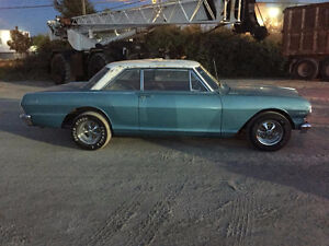 1965 Nova  Barn Find Not On Road In Almost 20 Years