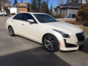2014 Cadillac CTS Vsport Sedan