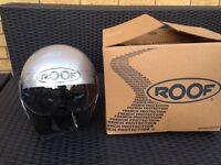 Roof motorcycle helmet like new