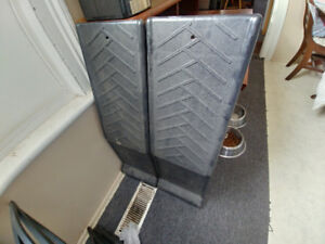 drive-up ramps