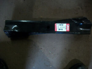 """Brand New Blades 18"""" Long, 5/8"""" Center - Fits Many Models"""