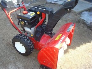 Troy Built Snow Blower