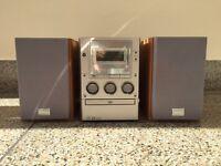 Sony hifi + DVD micro system - CD/DVD/Cassette/Radio