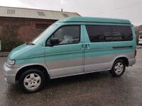 Mazda Bongo Auto Freetop Side Conversion