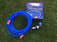 Aquaroll Mains Adaptor & Extension Hose