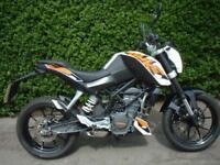 KTM 200 Duke MOTORCYCLE