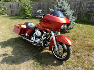 Harley Davidson Road Glide Custom 2013
