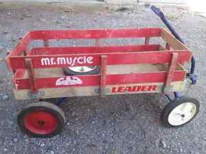 Leader small child wagon from the 1970's Kawartha Lakes Peterborough Area image 1