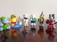 Collection of Webkinz figurines