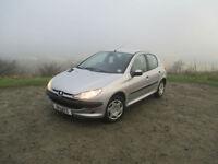 Peugeot 206 1.6 ( a/c ) 1999MY GLX