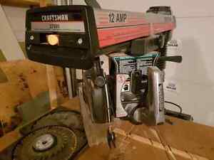 Radial arm saw West Island Greater Montréal image 2