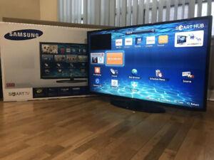 """Samsung 50"""" LED smart TV"""