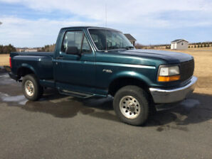 1994 F150  Flairside  (Stepside)Florida truck with A/C