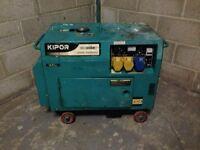 Kipor 5KVA Diesel silent generator