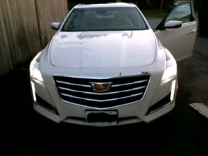 Cadillac CTS 4 Luxury Edition AWD Mint Condition - Very Low Kms