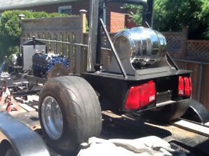 1923 FORD T-BUCKET PROJECT