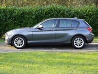 2014 BMW 1 SERIES 116D 1.6 EFFICIENTDYNAMICS Manual Hatchback