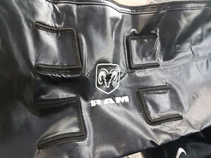 *BRAND NEW* LEATHER GRILL COVER DODGE 2500-5500