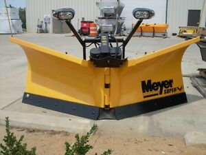 LOOKING for a MEYER DIAMOND V Plow Fisher