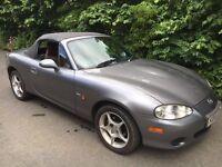 Mazda mx5, 2002, Phoenix special edition