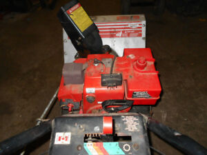 Craftsman Snowblower 8 hp 25 inch dual stage