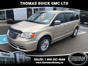2013 Chrysler Town  Country Limited  - $173.28 B/W