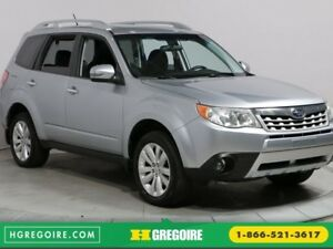 2012 Subaru Forester X LIMITED AUTO AWD A/C TOIT MAGS
