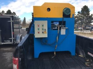 Elbow and down spouts machines for sale!!!!