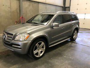 2011 Mercedes Benz GL 550