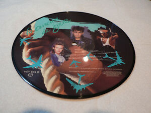 Culture Club The War Song Picture Disc London Ontario image 2