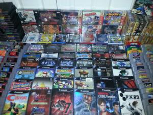 Vente de Jeux Vidéos Usagés - PS3-NDS-Wii
