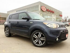 2014 Kia Soul SX | NAVI | LEATHER | SUNROOF