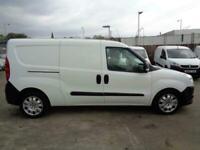 2012 Fiat Doblo 1.6 JTD MultiJet 16v L2 Maxi Panel Van 4dr