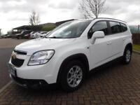 Chevrolet Orlando 2.0 VCDi 130 LT Left Hand Drive(LHD)