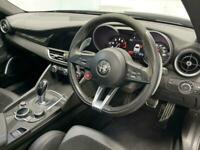 2019 Alfa Romeo Giulia 2.9 V6 BiTurbo Quadrifoglio 4dr Auto SALOON Petrol Automa
