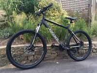 Carrera Vulcan mountain bike, LIKE NEW, HIGH SPEC, 650B