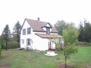 3 BEDROOM HOME COUNTRY LIVING 2+ ACRE LOT