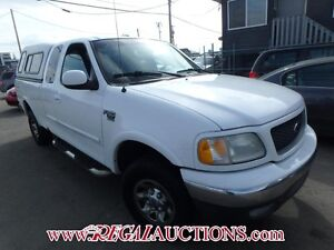2003 FORD F150 4WD