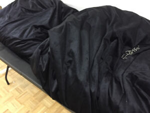 Black Velvet Stage Curtains
