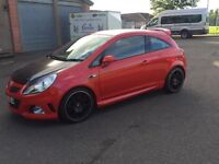 2007 vauxhall corsa vxr 1.6turbo 1years mot may swap/px, Bmw/subaru/AUDI/