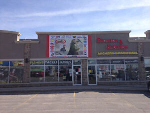 Kingston's Fishing Tackle Headquarters is Bronson & Bronson!!