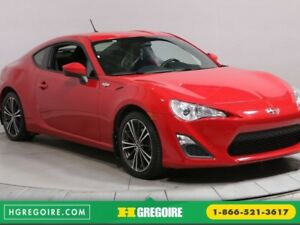 2013 Toyota FR-S Man A/C BLUETOOTH GR ELECTRIQUE MAGS