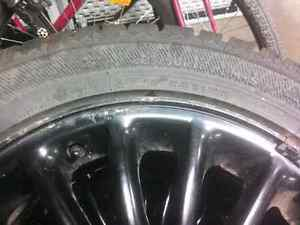 Grand AM winter tires and rims Kitchener / Waterloo Kitchener Area image 8