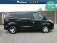 2014 Ford Transit Custom 2.2 TDCi 125ps Limited Short Wheelbase L1H1 Low Roof Va