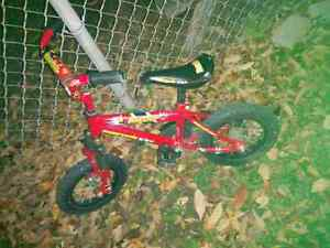 Boys small bike. Toddler size maybe.
