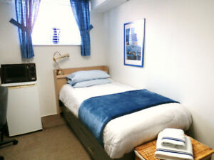 ALTERNATIVE TO HOTEL: UPSCALE SHORT/LONG TERM ROOM $65/$225/$635