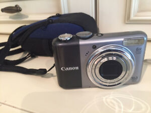 Canon Powershot A2000is, with Case!