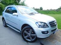 2008 Mercedes Benz M Class ML320 CDI Edition 10 5dr Tip Auto Front and Rear S...