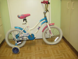 16'' bike verso candy in excellent condition a great gift tuned